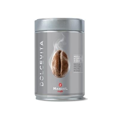 Caffè Dolcevita in Grani 250 gr
