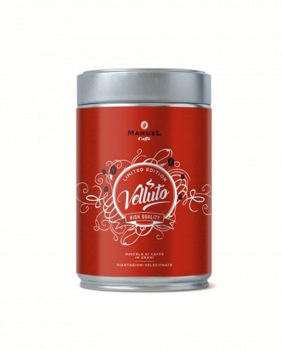 Caffè Velluto in Grani 250 gr