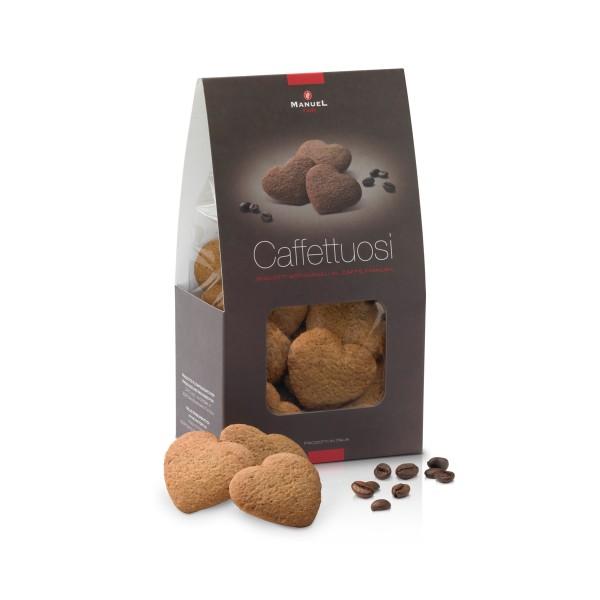 Caffettuosi - Biscotti al caffè