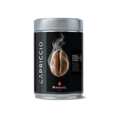 Capriccio Coffee in Beans 250 gr
