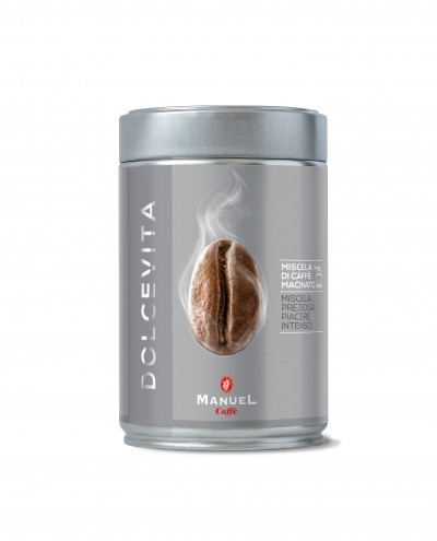 Ground Dolcevita Coffee 250 gr