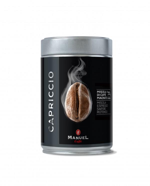 Ground Capriccio Coffee 250 gr