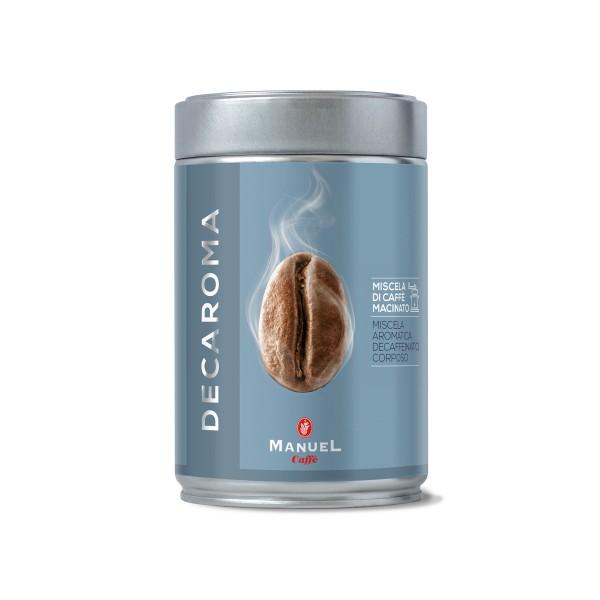 Ground Decaroma Coffee 250 gr