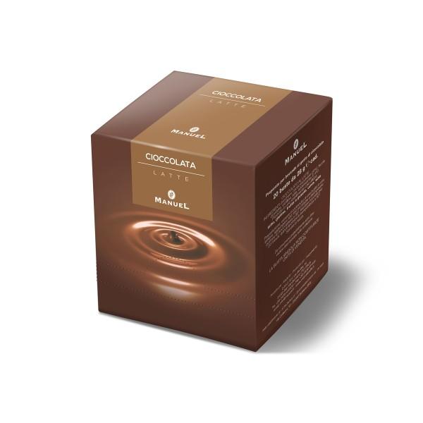Hot milk chocolate