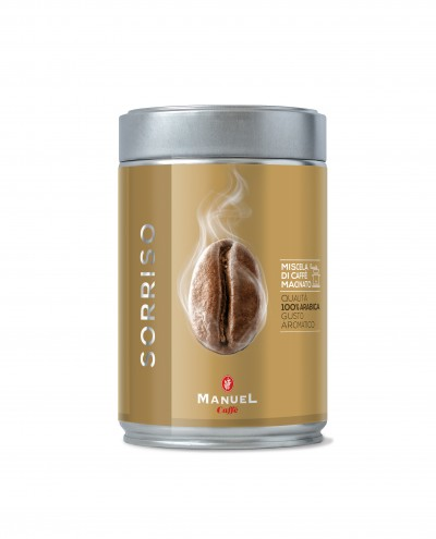 Kaffee Sorriso gemahlen 250 gr