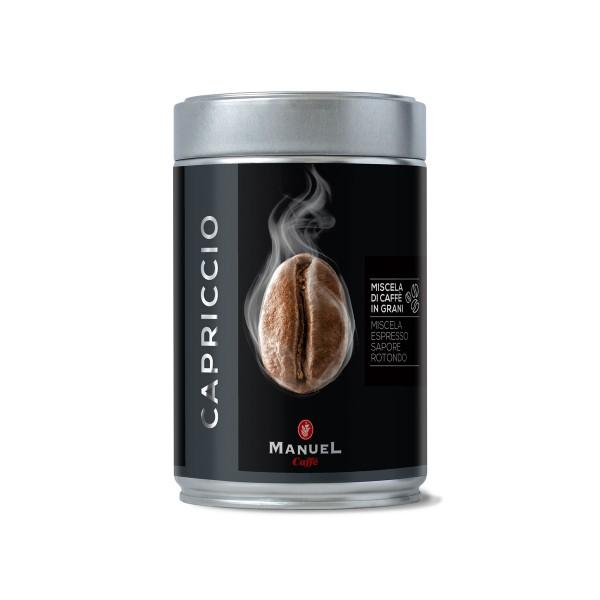 Kaffee Capriccio ungemahlen 250 gr