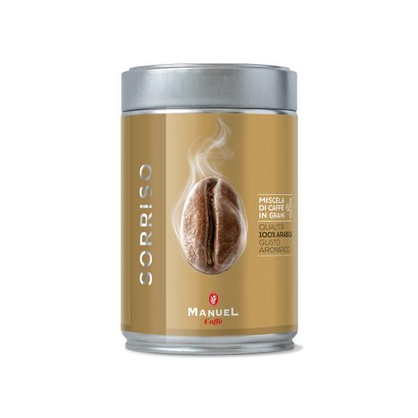 Kaffee Sorriso ungemahlen 250 gr