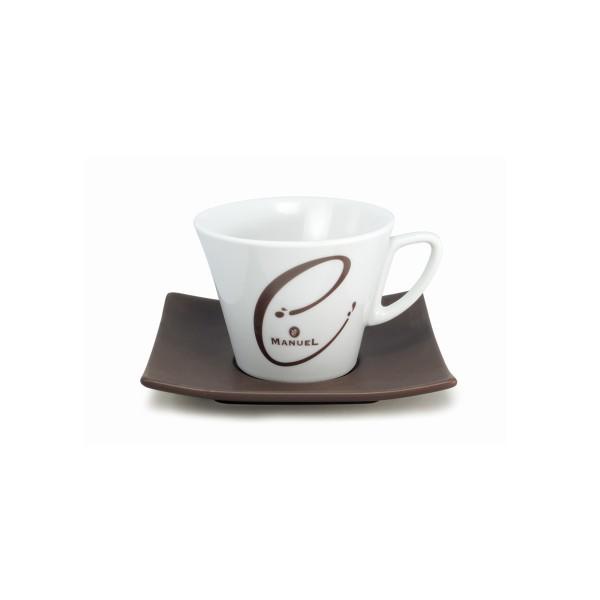 Tassen für Trinkschokolade