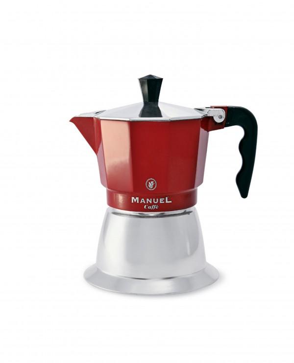 Espressokanne für Gerstekaffee